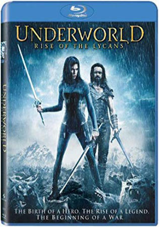 Underworld Rise Of The Lycans 2009 BRRip 300Mb Hindi Dual Audio 480p Watch Online Full Movie Download bolly4u