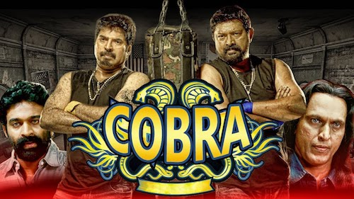 Cobra 2019 HDRip 350Mb Hindi Dubbed 480p Watch Online Full Movie Download bolly4u