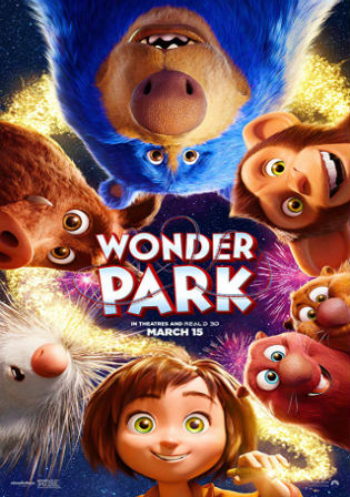 Wonder Park 2019 WEB-DL 250MB English 480p ESub Watch Online Full Movie Download
