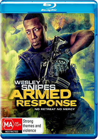 Armed Response 2017 BRRip 900MB Hindi Dual Audio 720p ESub Watch Online Full Movie Download bolly4u