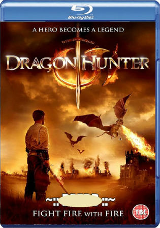 Dragon Hunter 2009 BRRip 300MB Hindi Dual Audio 480p Watch Online Full Movie Download bolly4u