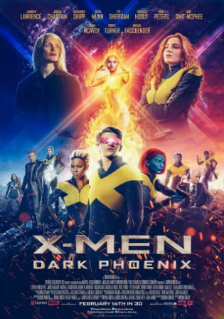 X MenDark Phoenix 2019 HDCAM 950Mb Hindi Dual Audio 720p Watch Online Full Movie Download bolly4u