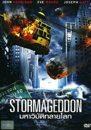 Stormageddon 2015 BRRip 1GB Hindi Dual Audio 720p