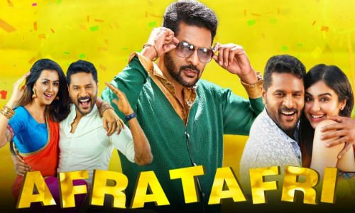 Afra Tafri 2019 HDRip 300MB Hindi Dubbed 480p