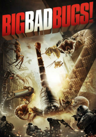 Big Bad Bugs 2012 BRRip 700MB Hindi Dual Audio 720p