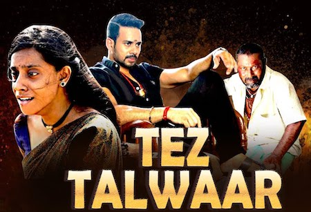 Tez Talwaar 2019 HDRip 750MB Hindi Dubbed 720p Watch Online Full Movie Download bolly4u