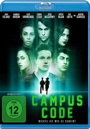 Campus Code 2015 BRRip 750MB Hindi Dual Audio 720p