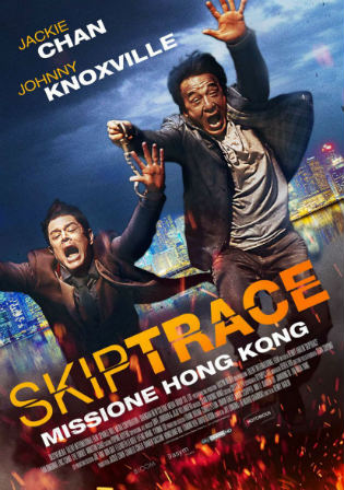 Skiptrace 2016 BRRip 950Mb Hindi Dual Audio 720p
