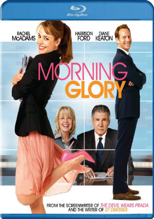 Morning Glory 2010 BRRip 950MB Hindi Dual Audio 720p