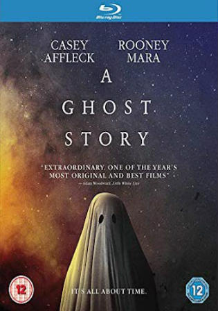 A Ghost Story 2017 BluRay 800MB Hindi Dual Audio 720p