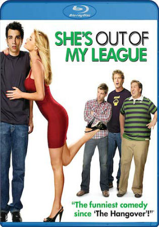 Shes Out of My League 2010 BRRip 850MB Hindi Dual Audio 720p