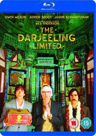 The Darjeeling Limited 2007 BluRay 300MB Hindi Dual Audio 480p Watch online Full Movie Download bolly4u