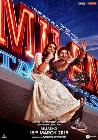 Milan Talkies 2019 HDRip 400MB Hindi 480p