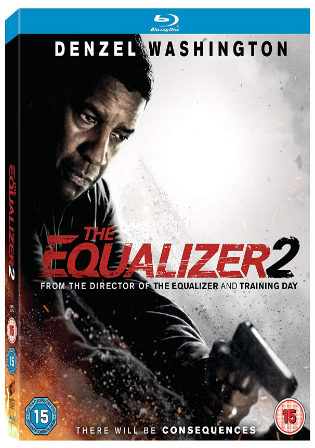 The Equalizer 2 2018 BRRip 900MB Hindi Dual Audio ORG 720p ESub