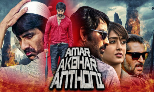 Amar Akbar Anthony 2019 HDRip 900Mb Hindi Dubbed 720p