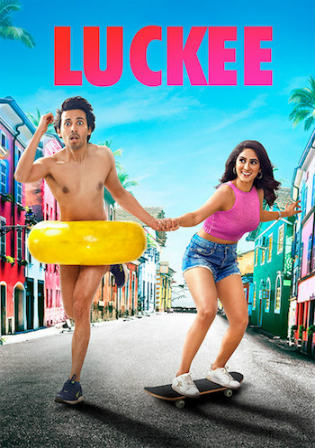 Luckee 2019 WEB-DL 350MB Marathi 480p
