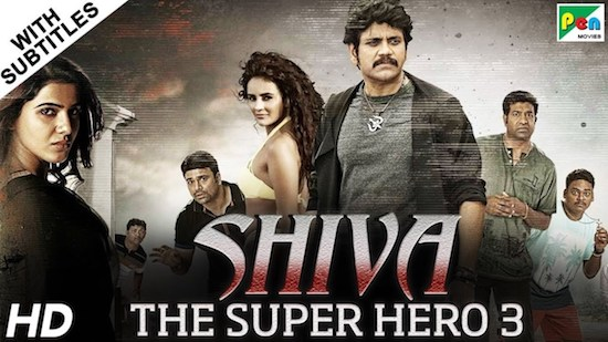 Shiva The Super Hero 3 2019 HDRip 350MB Hindi Dubbed 480p
