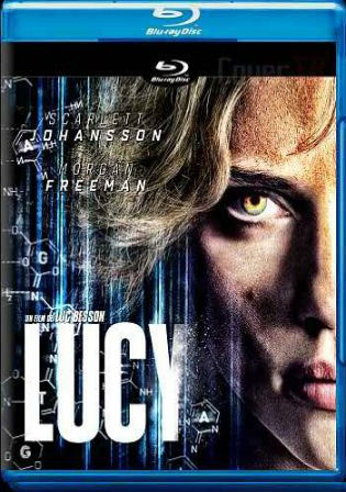 Lucy 2014 BRRip 300MB Hindi Dual Audio 480p ESub Watch Online Full Movie Download bolly4u