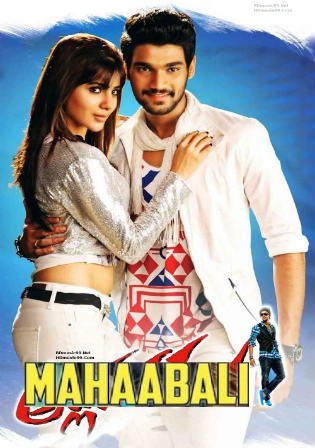 Mahaabali 2019 HDTV 300MB Hindi Dubbed 480p