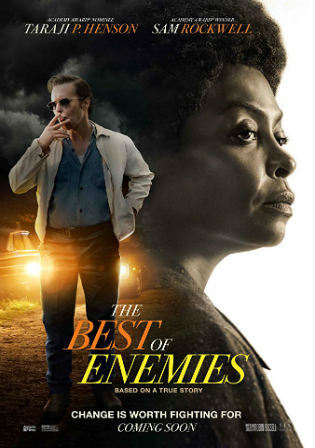 The Best of Enemies 2019 WEB-DL 350MB English 480p ESub