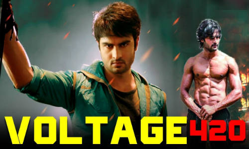 Voltage 420 2019 HDRip 300MB Hindi Dubbed 480p