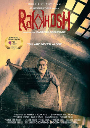 Rakkhosh 2019 WEBRip 300Mb Hindi 480p ESub