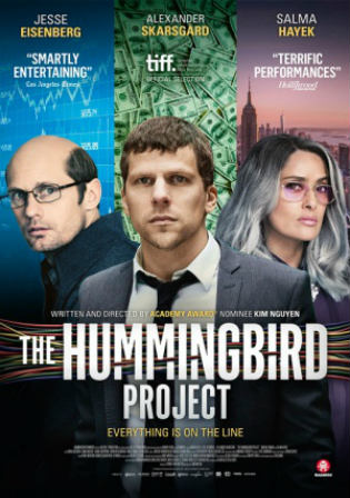 The Hummingbird Project 2018 WEB-DL 900MB English 720p ESub