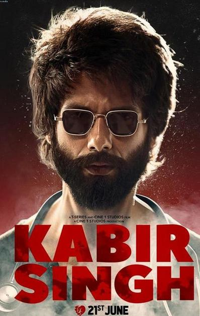 Kabir Singh 2019 Hindi Full Movie V2 Pre DvDRip Best 480p