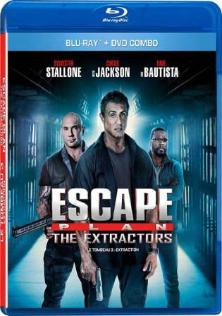 Escape Plan The Extractors 2019 BRRip 850Mb English 720p ESub Watch Online Full Movie Download bolly4u