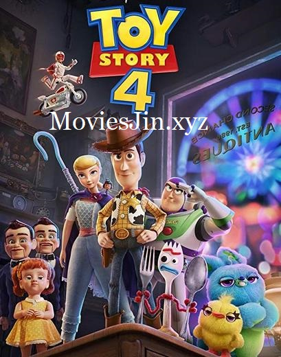 Toy Story 4 2019 300MB Movie Hindi Dual Audio HDCAM 480p