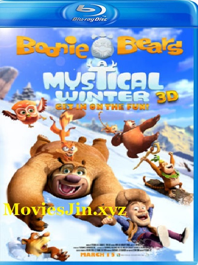 Boonie Bears Mystical Winter 2015 300MB Movie Hindi Dual Audio 480p