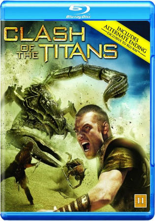 Clash Of The Titans 2010 BRRip 300Mb Hindi Dual Audio 480p Watch Online Full Movie Download bolly4u