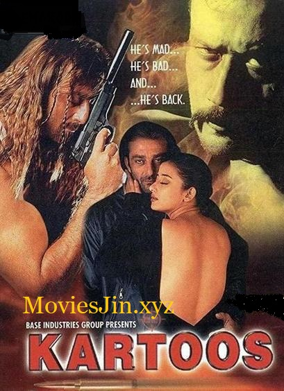 Kartoos 1999 Full Hindi Movie 900MB HDRip 480p