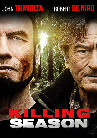 Killing Season 2013 BluRay 300MB Hindi Dual Audio 480p Watch Online Full Movie Download bolly4u