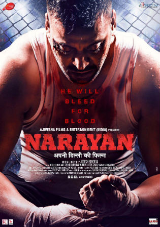 Narayan 2017 HDTV 300MB Hindi Dubbed 480p Watch Online Full Movie Download bolly4u