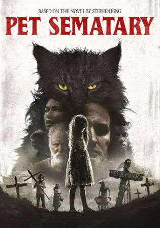 Pet Sematary 2019 WEB-DL 850MB English 720p ESub