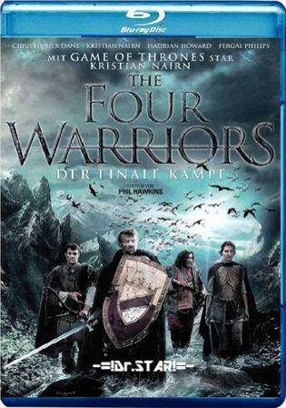 The Four Warriors 2015 Dual Audio Movie Download BRRip 720p Bolly4u