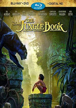 The Jungle Book 2016 Hindi Dual Audio Movie Download