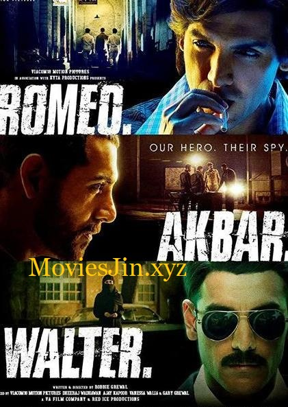 Romeo Akbar Walter 2019 Full Hindi Movie 400MB HDRip 480p MSubs
