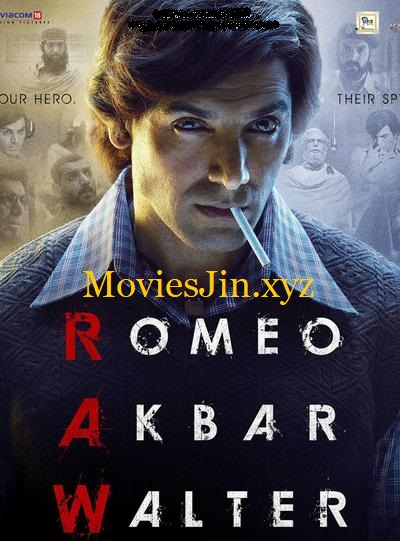 Romeo Akbar Walter 2019 Full Hindi Movie HDRip 720p MSubs