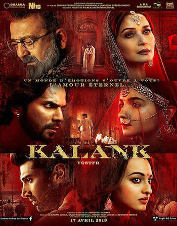 Kalank 2019 HDRip 450Mb Full Hindi Movie Download 480p Watch Online Free bolly4u