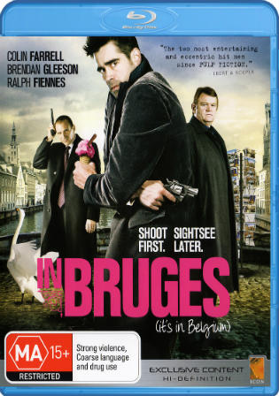 In Bruges 2008 BRRip 300Mb Hindi Dual Audio 480p Watch Online Full Movie Download bolly4u