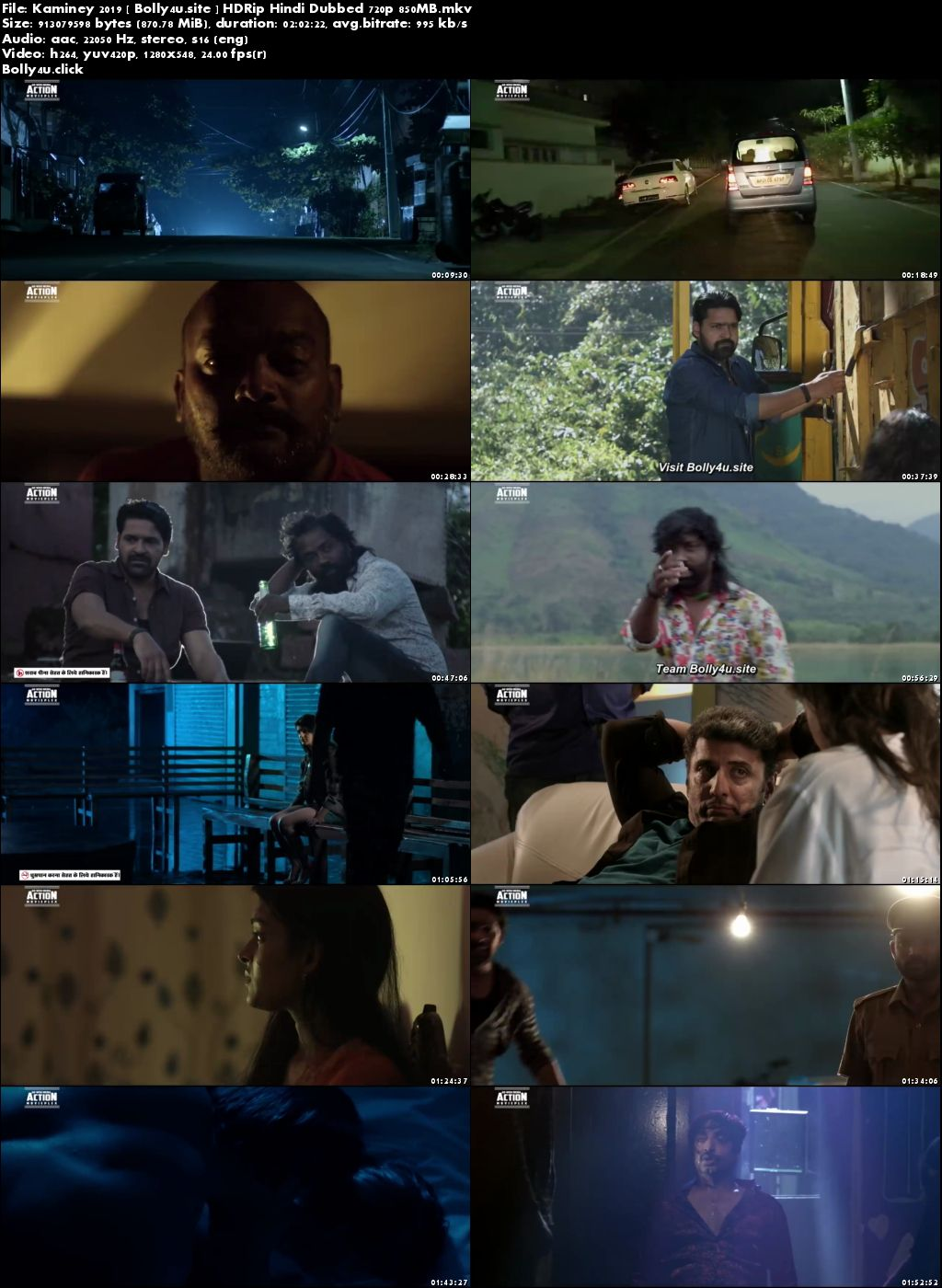 Kaminey 2019 HDRip 300Mb Hindi Dubbed 480p Download