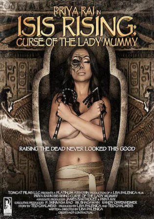 Curse Of The Lady Mummy 2013 BRRip 280Mb Hindi Dual Audio 480p Watch Online Full Movie Download bolly4u
