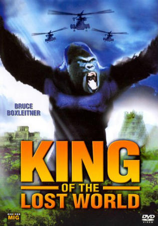 King Of The Lost World 2005 BRRip 250MB Hindi Dual Audio 480p Watch Online Full Movie Download bolly4u