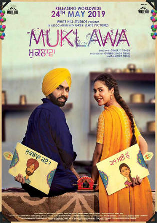Muklawa 2019 HDRip 800Mb Punjabi 720p Watch Online Full Movie Download bolly4u