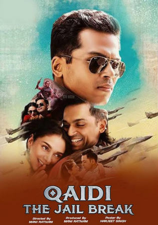 Qaidi The Jail Break 2019 HDTV 900MB Hindi Dubbed 720p Watch Online Full Movie Download Bolly4u