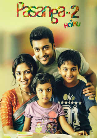 Pasanga 2 2019 HDRip 300MB Hindi Dubbed 480p Watch Online Full Movie Download bolly4u