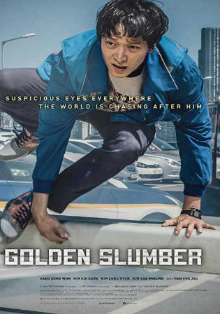 Golden Slumber 2018 BluRay 300MB Hindi Dual Audio 480p Watch Online Full Movie Download Bolly4u