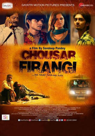 Chousar Firangi 2019 HDRip 1.1Gb Hindi 720p Watch Online Full Movie Download bolly4u